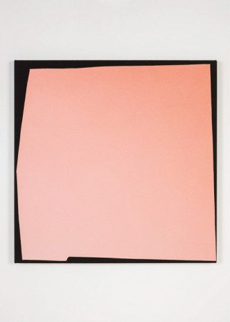 Kim Fisher, Magazine Painting (Faded Coral Pink), 2014, Supportico Lopez