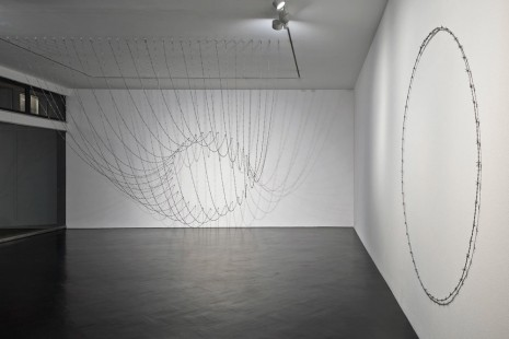Melvin Edwards, Then There Here And Now - Circle Today, 1970 / 2014, Stephen Friedman Gallery