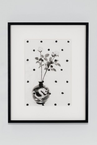 Margaret Lee, Flower Arrangement, #1, 2014, team (gallery, inc.)