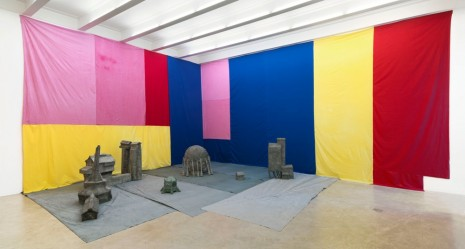 Marvin Gaye Chetwynd, Industrial Estate, 2014, Massimo De Carlo