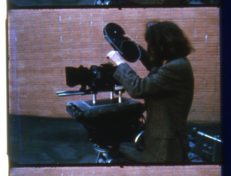 Morgan Fisher, Production Footage, 1971, Maureen Paley