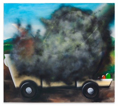 Andreas Schulze, Untitled (Dusty), 2014, team (gallery, inc.)