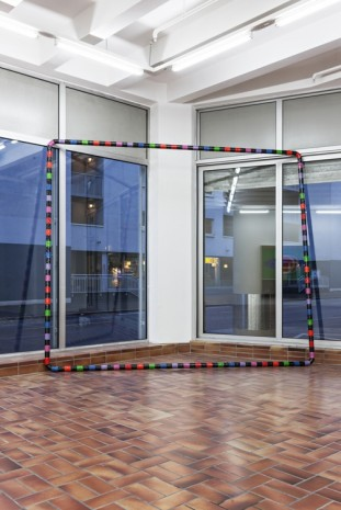 Eva Rothschild, Why Don't You Frame, 2011, STANDARD (OSLO)