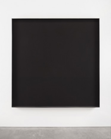 Ad Reinhardt, Abstract Painting, Black, 1954, Andrea Rosen Gallery