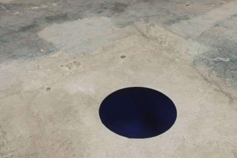 Anish Kapoor, The Earth, 2012, Galleria Continua