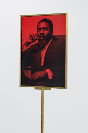 Melik Ohanian, Red Memory - Thelonious Monk (1966), 2014, Galerie Chantal Crousel