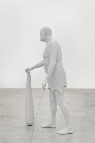 Katharina Fritsch, Giant, 2007, Almine Rech Gallery