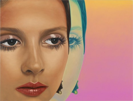 Richard Phillips, Ingrid II, 2013, Almine Rech