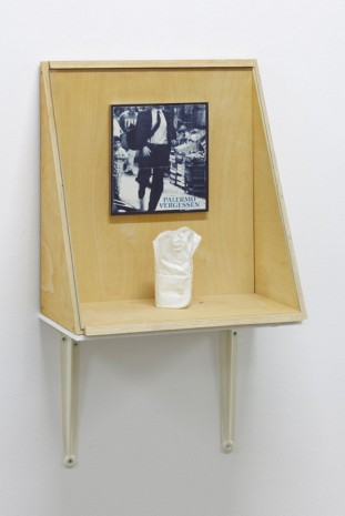 Martin Kippenberger, Im Wohnzimmer ist die totale Nacktheit - Look through it / In the Living Room Reigns Total Nakedness - Look through it, 1990, Taka Ishii Gallery