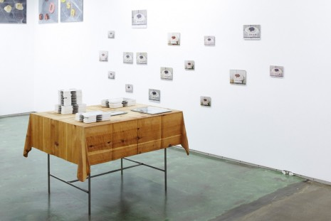 Martin Kippenberger, Ohne Title / Untitled (Tokyo Table), 1990, Taka Ishii Gallery