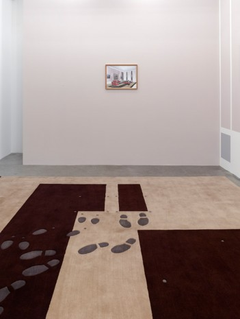 Barbara Bloom, The French Diplomat's Office (Un), 1997, Galerie Gisela Capitain