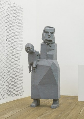 Sven't Jolle, Mother austerity, 2014 (2012), Galerie Laurent Godin