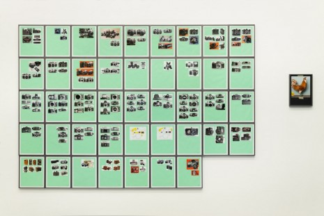 Christopher Williams, Supplement '13 (Mixed Typologies) #2, 2013, Galerie Mezzanin