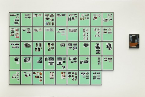 Christopher Williams, Supplement '14 (Mixed Typologies) #8, 2014, Galerie Mezzanin