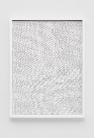Anthony Pearson, Untitled (Etched Plaster), 2014, Marianne Boesky Gallery