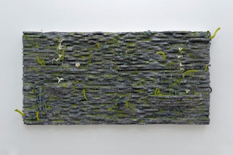 Veit Laurent Kurz, Untiled (Herba - 4 series), 2014, Galerie Crèvecoeur