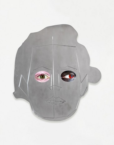Tony Oursler, CRE, 2014, Lisson Gallery