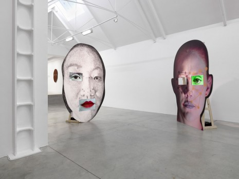Tony Oursler Lisson Gallery