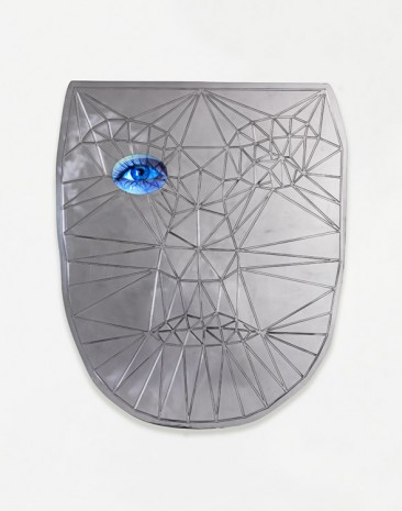 Tony Oursler, SUB, 2014, Lisson Gallery