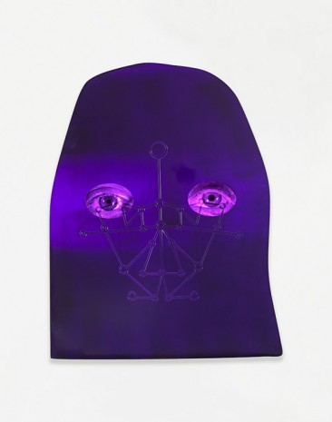 Tony Oursler, SUS, 2014, Lisson Gallery