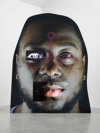 Tony Oursler, VAC, 2014, Lisson Gallery