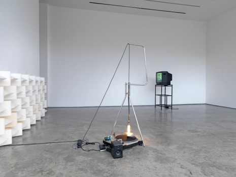Haroon Mirza, Cross Section of a Revolution, 2011, Lisson Gallery