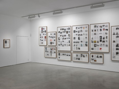 Broomberg & Chanarin, Holy Bible, 2013, Lisson Gallery