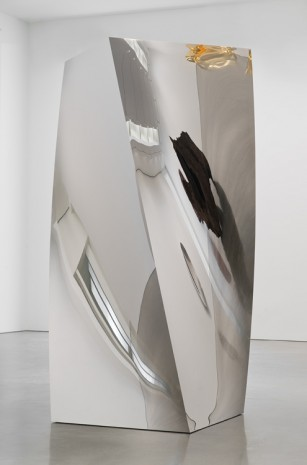 Anish Kapoor, Non-Object (Square Twist), 2014, Regen Projects