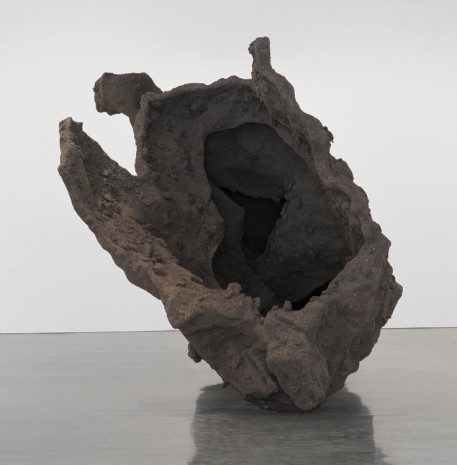 Anish Kapoor, Gabriel, the Angel, stops and listens to the silence of the cave, 2014, Regen Projects