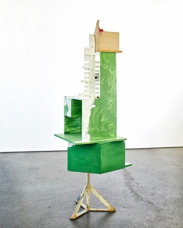 Jan De Cock, Gift 88, 2015, Office Baroque