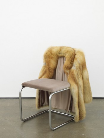 Nicole Wermers, Untitled chair, 2014, Herald St