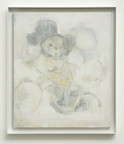 Katy Moran, Mickey Cycling, 2014, Andrea Rosen Gallery
