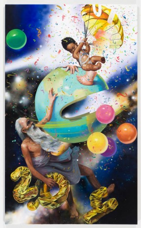 Van Hanos, Happy New Year 2015!, 2015, Gavin Brown's enterprise