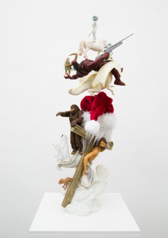 Danny McDonald, Suspension of Questionable Beliefs, 2014, Maccarone