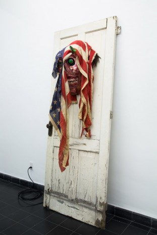 Danny McDonald, Political Art: the Horror Version, 2014, Maccarone