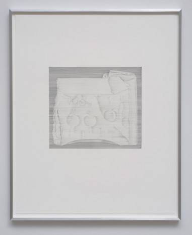 David Musgrave, Machine drawing no. 5, 2014, Marc Foxx (closed)