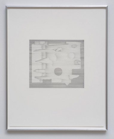 David Musgrave, Machine drawing no. 4, 2014, Marc Foxx (closed)