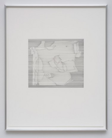 David Musgrave, Machine drawing no. 2, 2014, Marc Foxx (closed)