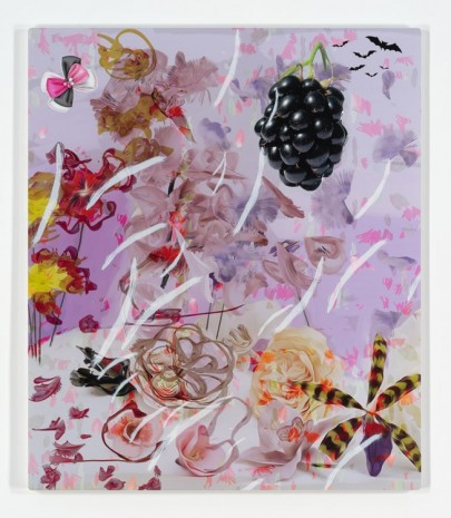 Petra Cortright, Andro-6 greeting cards, 2015, Foxy Production