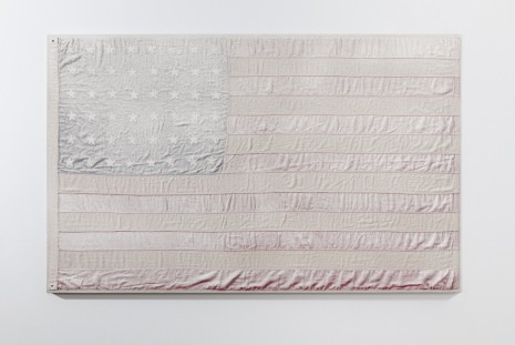 AA Bronson, White Flag #1, 2015, Esther Schipper