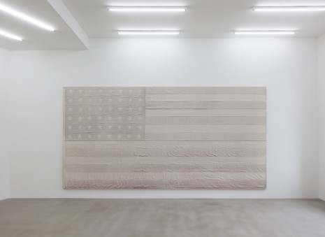 AA Bronson, White Flag #9, 2014, Esther Schipper