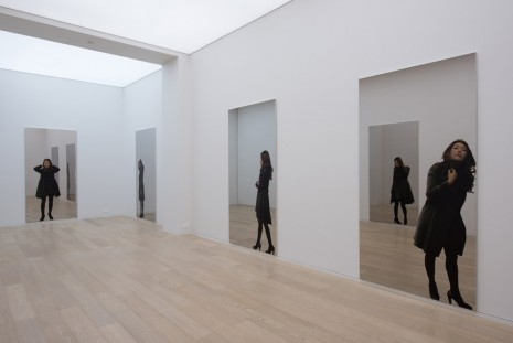 Michelangelo Pistoletto Simon Lee Gallery
