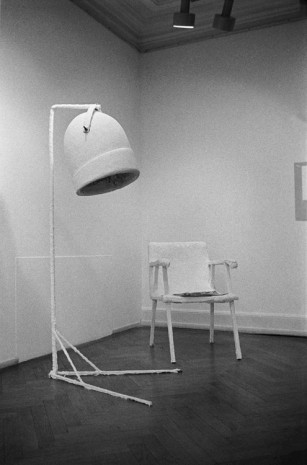 Inge Mahn, Brain Washing Machine, 1976, Cahiers d'Art