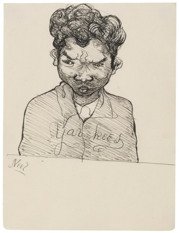Alice Neel, Georgie, 1950, David Zwirner