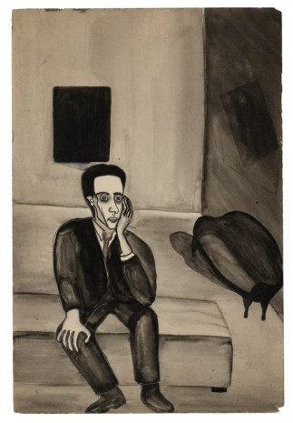 Alice Neel, Untitled (Ivan), c. 1938, David Zwirner