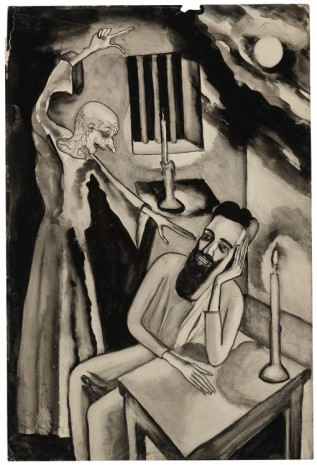 Alice Neel, Untitled (Ivan's Dream), c. 1938, David Zwirner