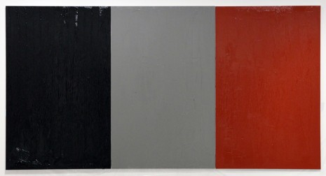 Claire Fontaine, Untitled (Fresh monochrome/black/grey/red), 2015, Metro Pictures