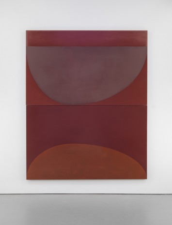 Suzan Frecon, DUST, 2014, David Zwirner