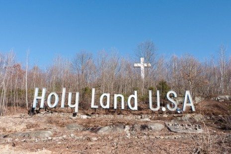 Terry Richardson, Holy Land USA, 2014, Perrotin