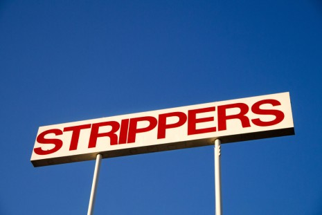 Terry Richardson, Strippers, 2014, Perrotin